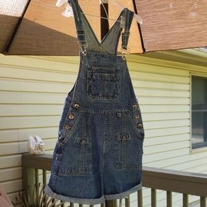 Canyon River Blues size M, Denim Overall shorts